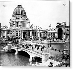 Columbian Expo, 1893 Acrylic Print by Granger