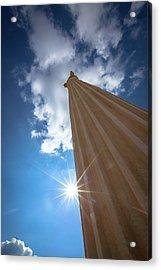 Column To Sky Acrylic Print