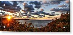 Colwyn Bay Acrylic Print