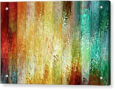 Come A Little Closer - Abstract Art Acrylic Print