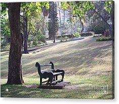 Come And Rest Awhile Acrylic Print