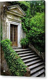 Acrylic Print featuring the photograph Come On Up To The House by Marco Oliveira