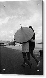 Come Rain Or Shine Acrylic Print