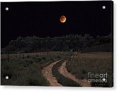 Come To The Moon Acrylic Print