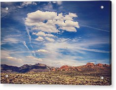 Come Together Acrylic Print by Laurie Search