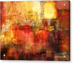 Come Together Acrylic Print by Lutz Baar