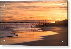 Come Visit Me  Acrylic Print by Betsy Knapp