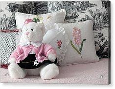 Comforts Of Home Acrylic Print