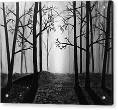 Coming Light Acrylic Print