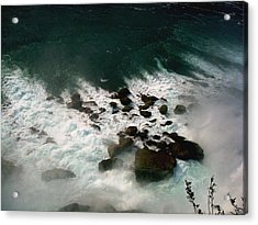 Acrylic Print featuring the photograph Coming Out by Harsh Malik