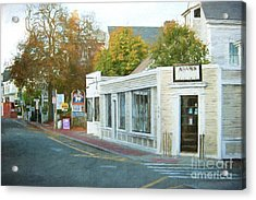 Commercial St. #2 Acrylic Print