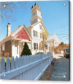 Commercial St. #3 Acrylic Print