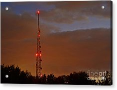 Communication Acrylic Print