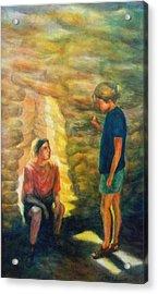 Communion Acrylic Print