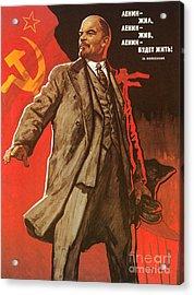 Communist Poster, 1967 Acrylic Print by Granger