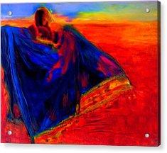 Community Of The Spirit Acrylic Print