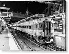 Commuter Rail Acrylic Print