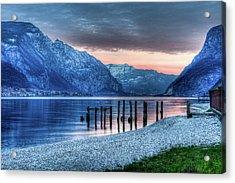 Como's Lake Acrylic Print