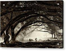 Companionship Acrylic Print
