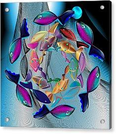 Complexical No 2159 Acrylic Print