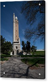 Compton Hill Water Tower-2 Acrylic Print