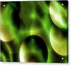 Conception Acrylic Print by Dreamlight  Creations