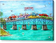 Conch Day Acrylic Print
