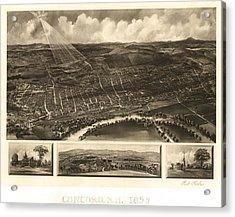 Concord 1899 Acrylic Print