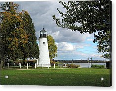 Concord Point Lighthouse  Acrylic Print