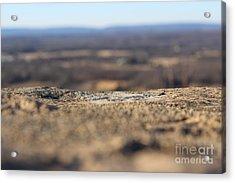 Concrete Landscape 1 Acrylic Print