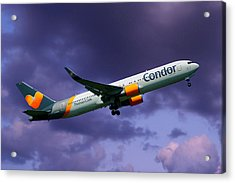 Condor Boeing 767-3q8 Acrylic Print