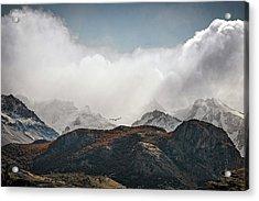A Condor View Acrylic Print