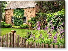 Conestoga Garden  Acrylic Print