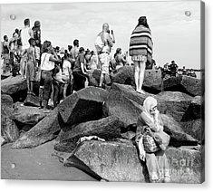 Coney Island, New York  #234972 Acrylic Print