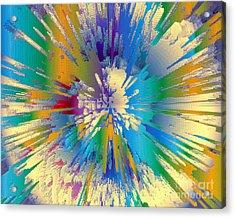 Coloratura Soprano Acrylic Print