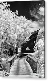 Congaree River Boardwalk Acrylic Print