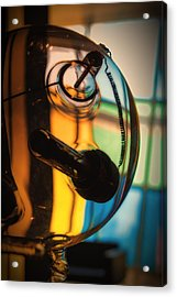 Acrylic Print featuring the photograph Conical by Tim Nichols