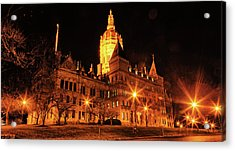 Connecticut State Capitol Acrylic Print