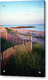 Connecticut Summer Acrylic Print by John Scates