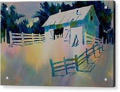 Conner Barn Acrylic Print