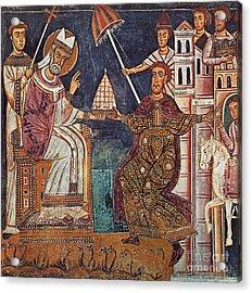 Constantine I (c280-337) Acrylic Print by Granger