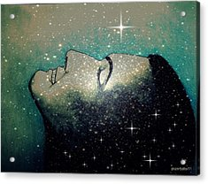Constellation Of Dreams Acrylic Print