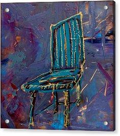 Contemplating Chair#4  Acrylic Print