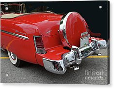 Acrylic Print featuring the photograph Continental Kit by Bill Thomson