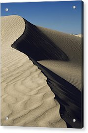 Contours Acrylic Print by Chad Dutson