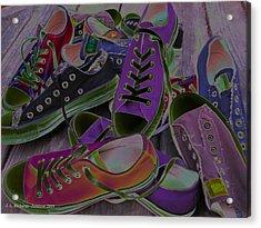 Converse Acrylic Print