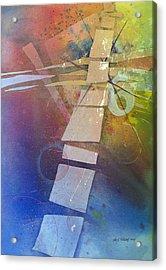 Conveyance Acrylic Print