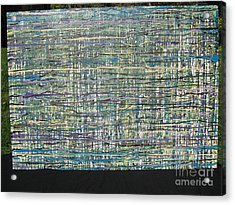 Convoluted Acrylic Print by Jacqueline Athmann