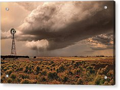 Conway Storm Front Acrylic Print