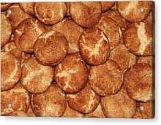 Cookies 170 Acrylic Print by Michael Fryd